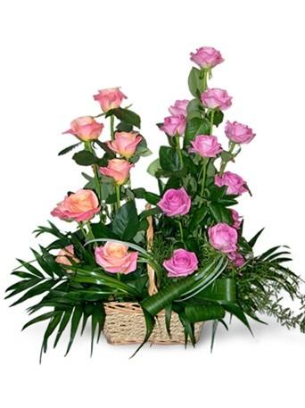 Цветочные корзины Гранд Флора 3034 фото