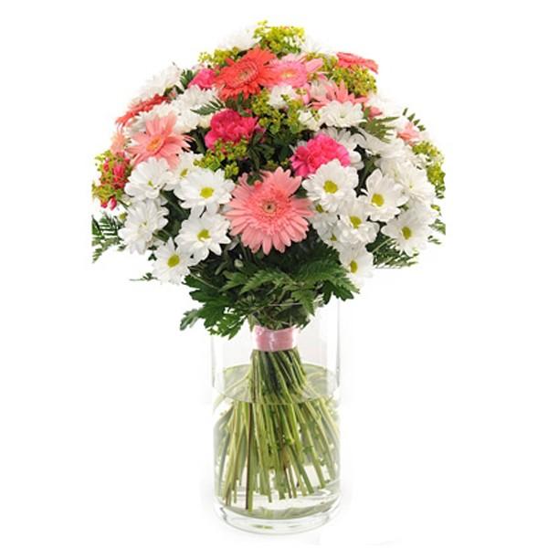 Цветы Гранд Флора GF-s096 белый слон белый слон пижама бело розовая