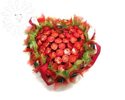 Сердце от Grand-Flora.ru