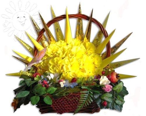 Цветы Гранд Флора GF-k40 рюкзак с полной запечаткой printio мишутка