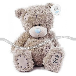 Мишка Тедди...<br>