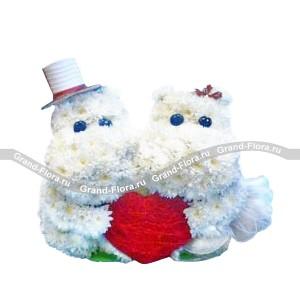 БегемотикиОформление заказа на доставку композиции в виде игрушки на сайтеGrand-flora.ru возможно за 3 дня до даты доставки. Если Вам необходима срочная доставка - уточнить информацию Вы можете у менеджера по телефону 8 988 744 46 44 или 8 800 333 01 95.<br>Ко...<br>