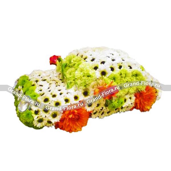 Автомобиль от Grand-Flora.ru