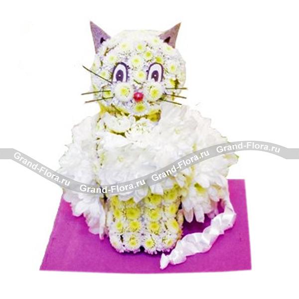 Кошечка от Grand-Flora.ru