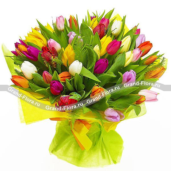 Цветы Гранд Флора