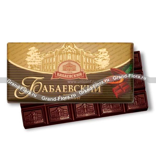 "Шоколад ""Бабаевский"" от Grand-Flora.ru"