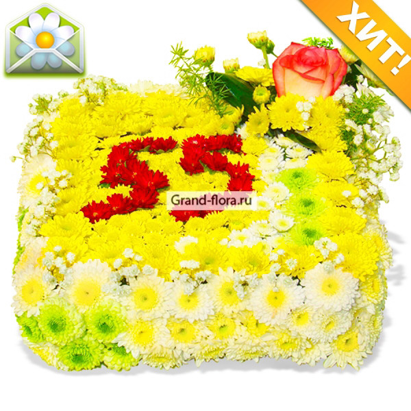 Цветы Гранд Флора Бенефис фото