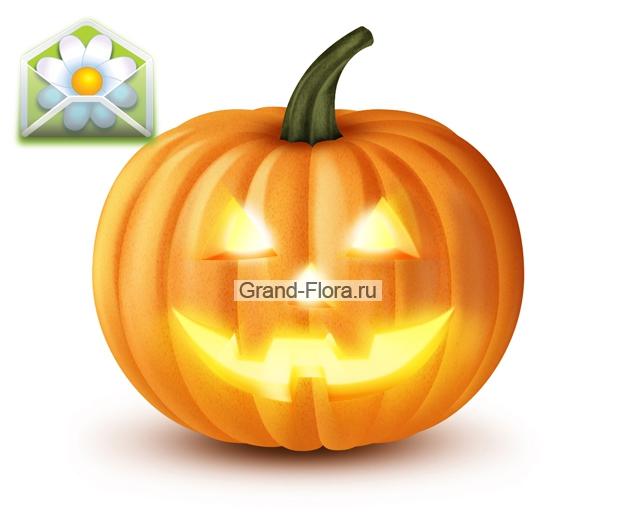 Хэллоуин от Grand-Flora.ru