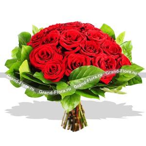 Красные розы - Венец страсти...<br>