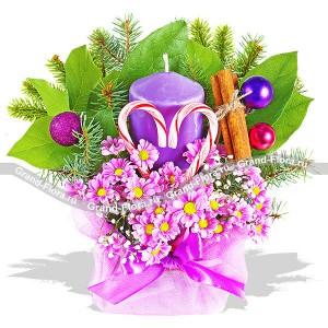 С Новым Годом Любимая!