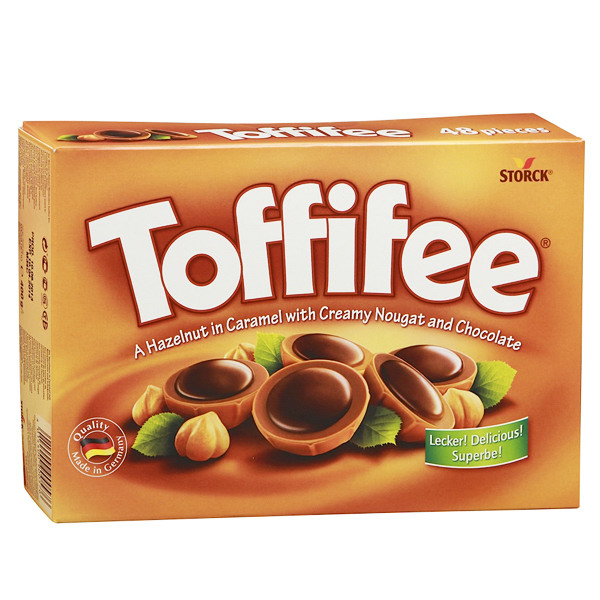 Конфеты Toffifee от Grand-Flora.ru