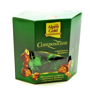 Набор конфет Alpen Gold