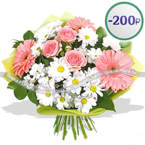 Цветы Гранд Флора GF-n-g022 серова м вся прелесть стриптиза