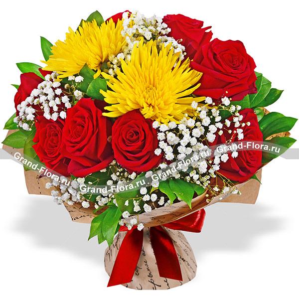 Цветы Гранд Флора GF-n-g083 gf go7700t n b1