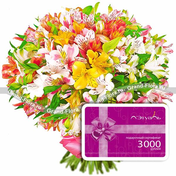 Маленький Принц + сертификат 3000
