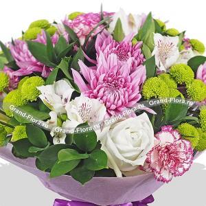 Букет из цветов Вечер в Ницце