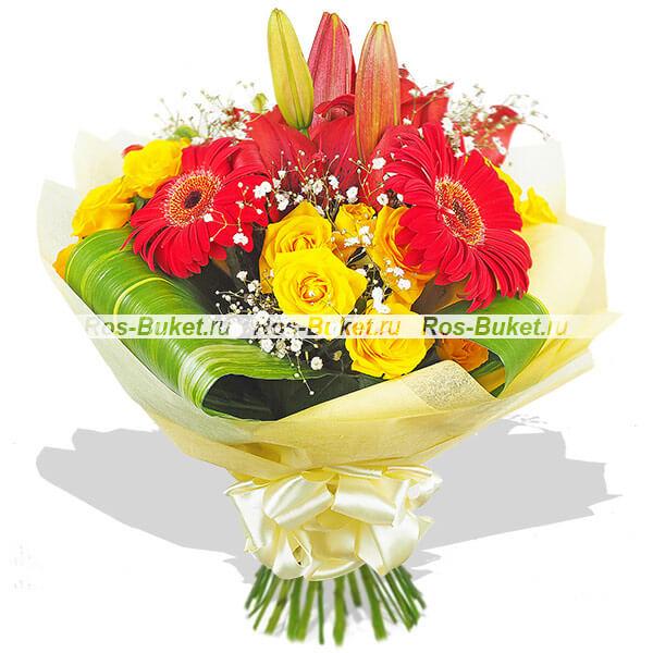 Цветы Гранд Флора GF-p-405 цветы гранд флора gf p 416