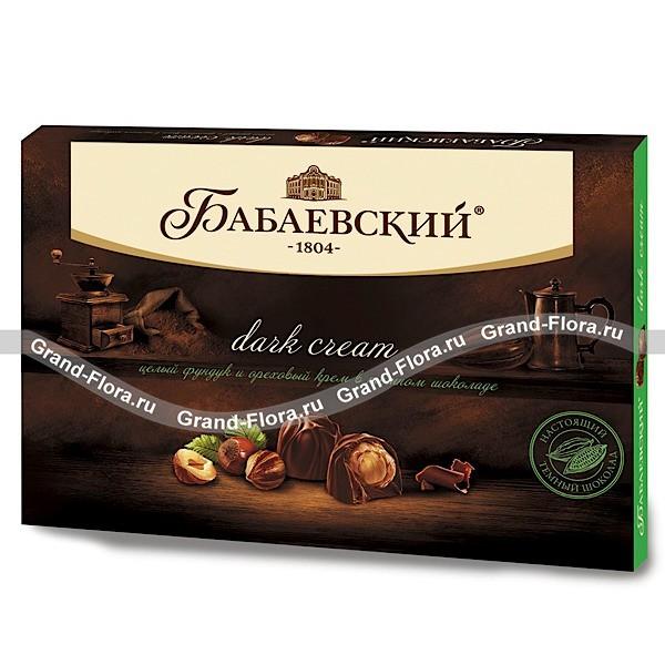 "Набор конфет \"" Бабаевский\"" Dark cream"