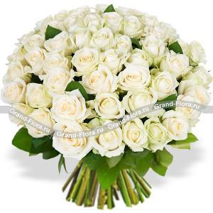 Нежные чувства (51 роза)...<br>