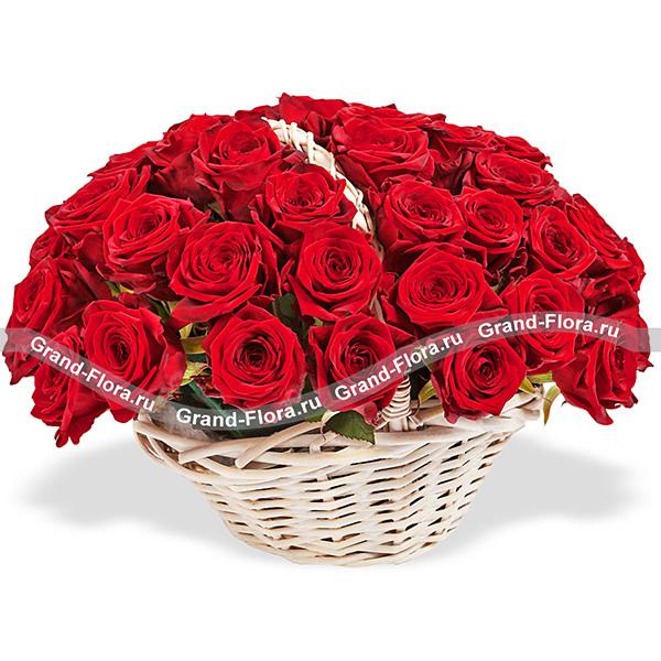 Букет с розами розовыми
