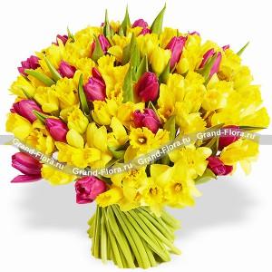 Симфония цветов от Grand-Flora.ru