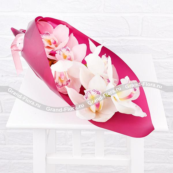 Купить Моя Мечта - Букет С Белой Орхидеей