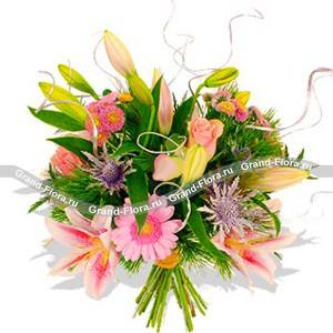 Букет для принцессы от Grand-Flora.ru