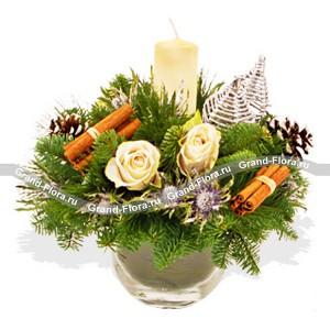 Новогоднее чудо от Grand-Flora.ru