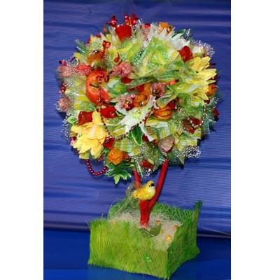 Купить Букет Из Конфет «Райское Дерево»