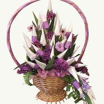 Цветы Гранд Флора GF-bkm0065