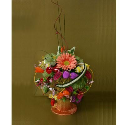 Цветы Гранд Флора Букет из конфет