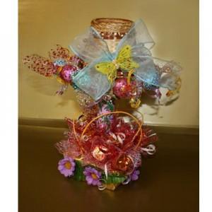 Букет из конфет «Светило дня»