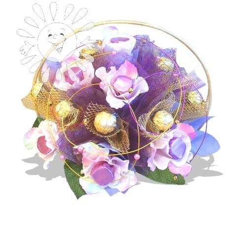 Цветы Гранд Флора Весенняя сирень фото