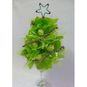 Зеленая коллекцияДоставка букетов из конфет возможна при оформлении заказа не ранее чем за 2  (два) рабочих дня до планируемой даты доставки.<br> <br> <br><br>...<br>
