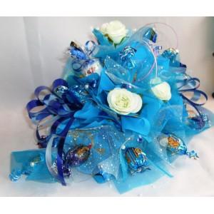 АэлитаДоставка букетов из конфет возможна при оформлении заказа не ранее чем за 2  (два) рабочих дня до планируемой даты доставки.<br><br><br>...<br>
