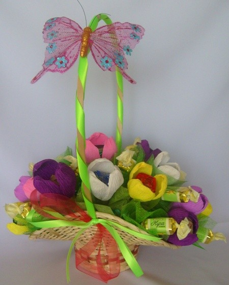 Цветы Гранд Флора GF-bkh60
