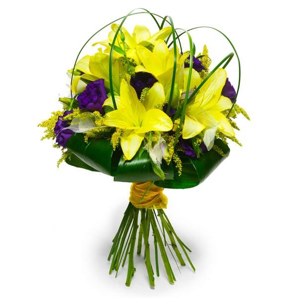 Лилии заказать букет в москве недорого, свадебных букетов москве