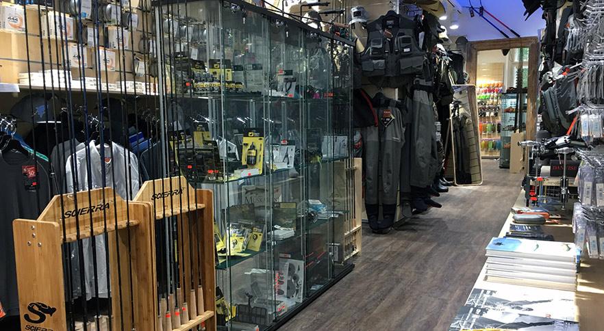 Фиш Рыболовные Магазины В Москве